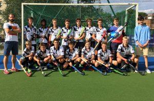 Equipe Cadet 1 U16 - Lilhoc