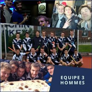 LilHoc-Equipe3 Hommes-Saison 2015 2016