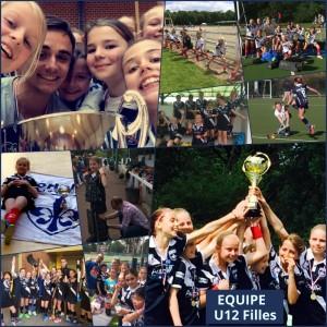 LilHoc-U12Filles-Saison 2015 2016