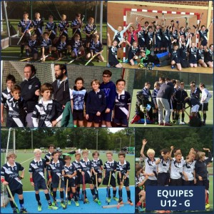 LilHoc-U12Garçons-Saison 2015 2016