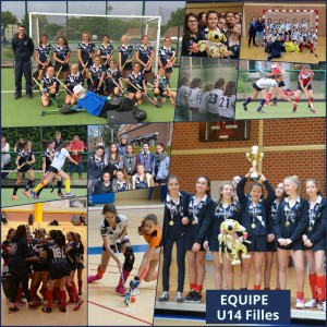 LilHoc-U14Filles-Saison 2015 2016