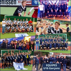 LilHoc-U16Garçons-Saison 2015 2016