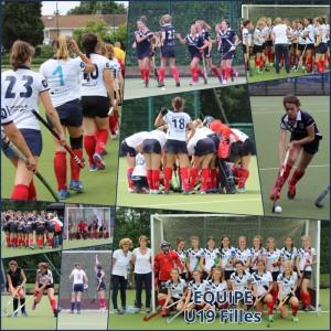 LilHoc-U19Filles-Saison 2015 2016