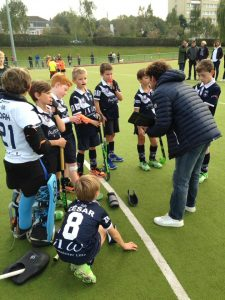 Team Lilhoc Poussins U10 LMHC 1