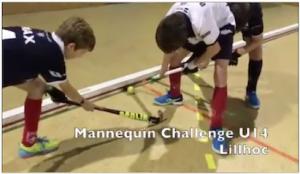 Mannequin Challenge des U14