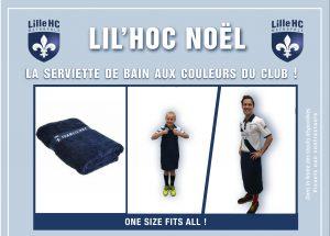 Serviette LilHoc