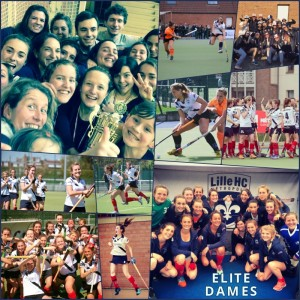 LilHoc-Dames-Saison 2015 2016