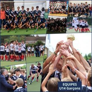 LilHoc-U14Garçons-Saison 2015 2016