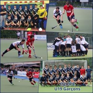 LilHoc-U19Garçons-Saison 2015 2016