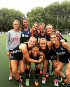 Lilloises en equipe de France