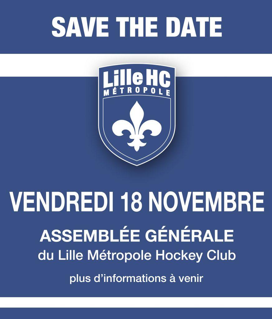Assemblée Générale Lille MHC