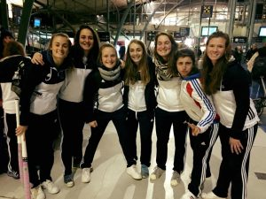 Team Lilhoc u21france - roadtochili - u21worldcup - fieldhockey