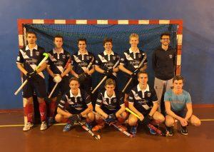 Equipe U19 Hommes - Lilhoc - Salle
